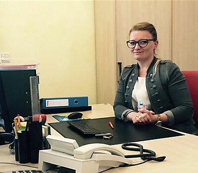 Marion Weindl - Verwaltung