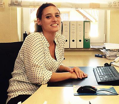 Kerstin Straubinger - Versicherungskauffrau