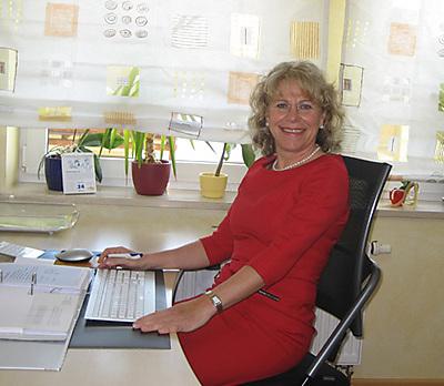 Maria Gimpel - Versicherungsfachfrau