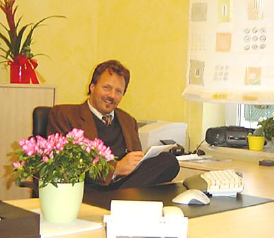 Bernd Kaspar - Geschäftsführer und Gesellschafter