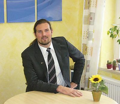 Tom Kaspar - Geschäftsführer und Gesellschafter